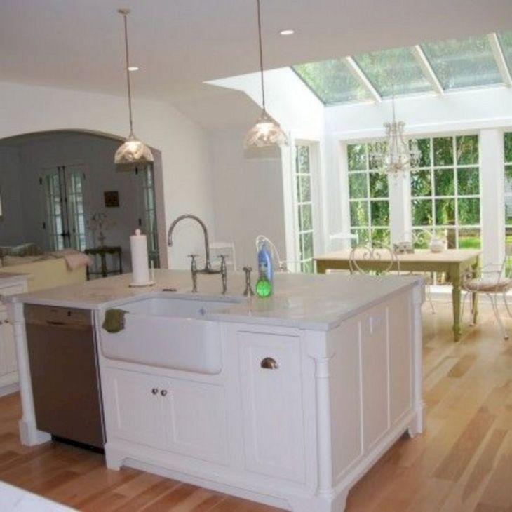 Kitchen Island with Sink Designs