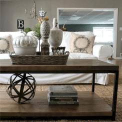 Modern Rustic Home Decor Ideas Design