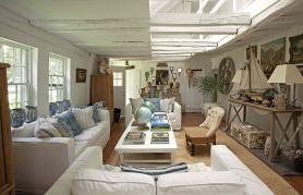 Nautical Decor Living Room Idea