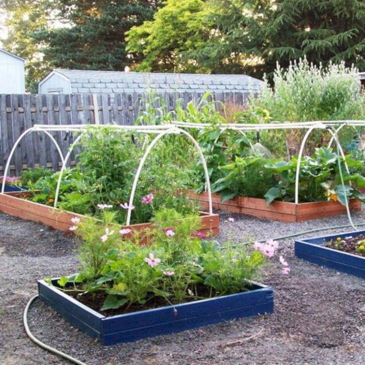 Raised Garden Bed Design Ideas