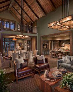 Rustic Living Room Color Ideas