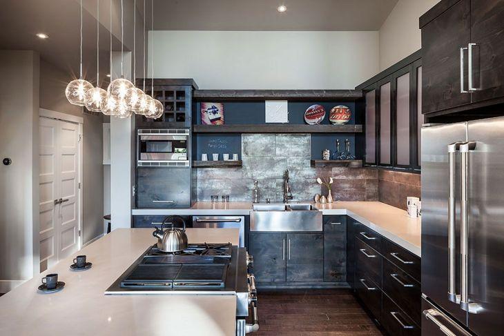 Rustic Modern Kitchen Design Ideas