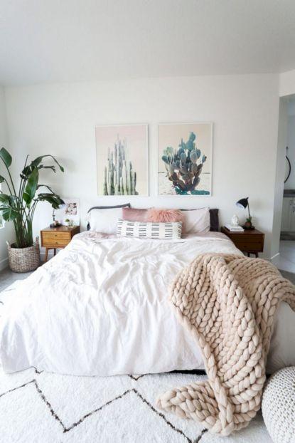 Simple Bedroom Decorating Ideas Pinterest