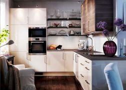 Small Apartment Kitchen Design Ideas