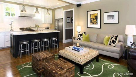 Small Basement Apartment Decorating Ideas