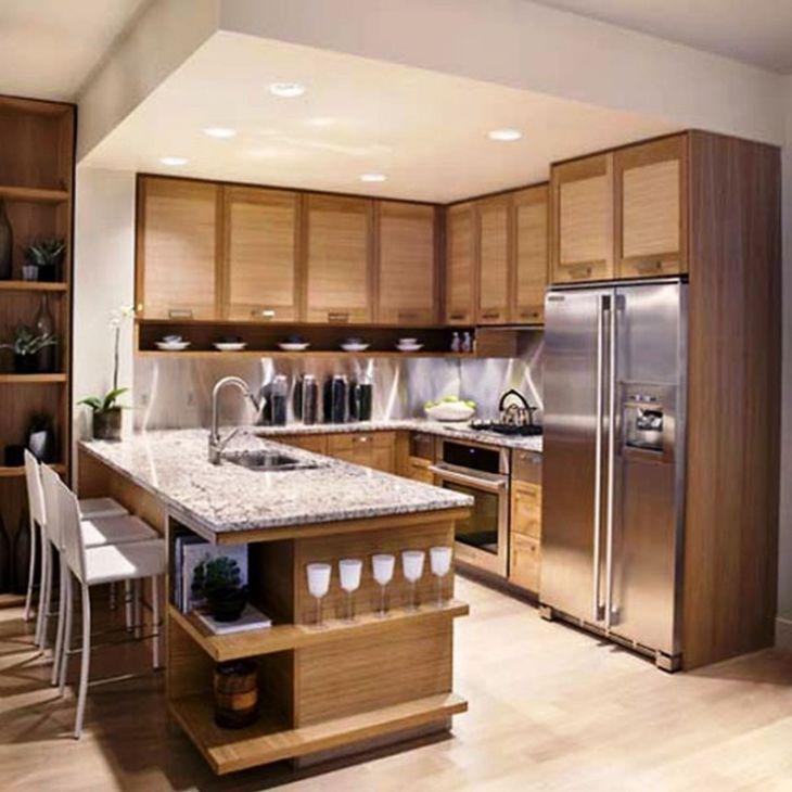 Small House Interior Design Kitchen