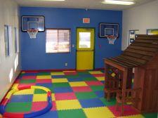 Small Room Kids Playroom Idea