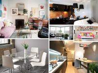 Small Urban Apartment Decorating