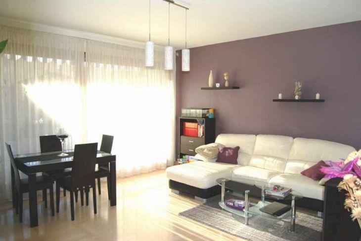 Studio Apartment Decorating Idea