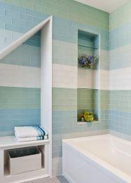 Subway Tile Bathroom Shower