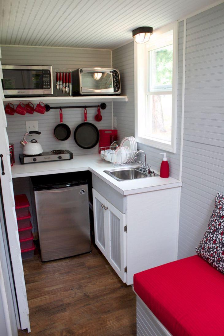 Tiny House Kitchen Ideas