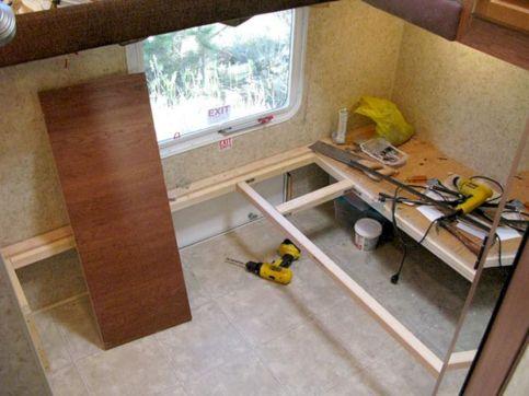 5th Wheel Camper Remodel Ideas
