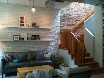Brick Wall Interior Design Ideas