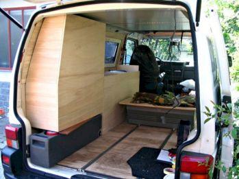 Build Your Own Camper Van