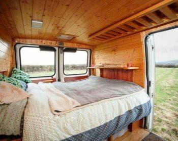 Camper Van Interior Idea Design