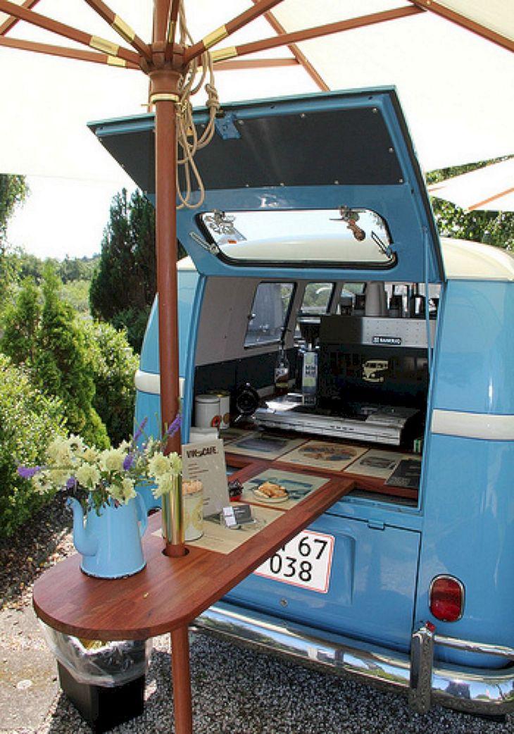 Camper Van Interior Ideas Designs