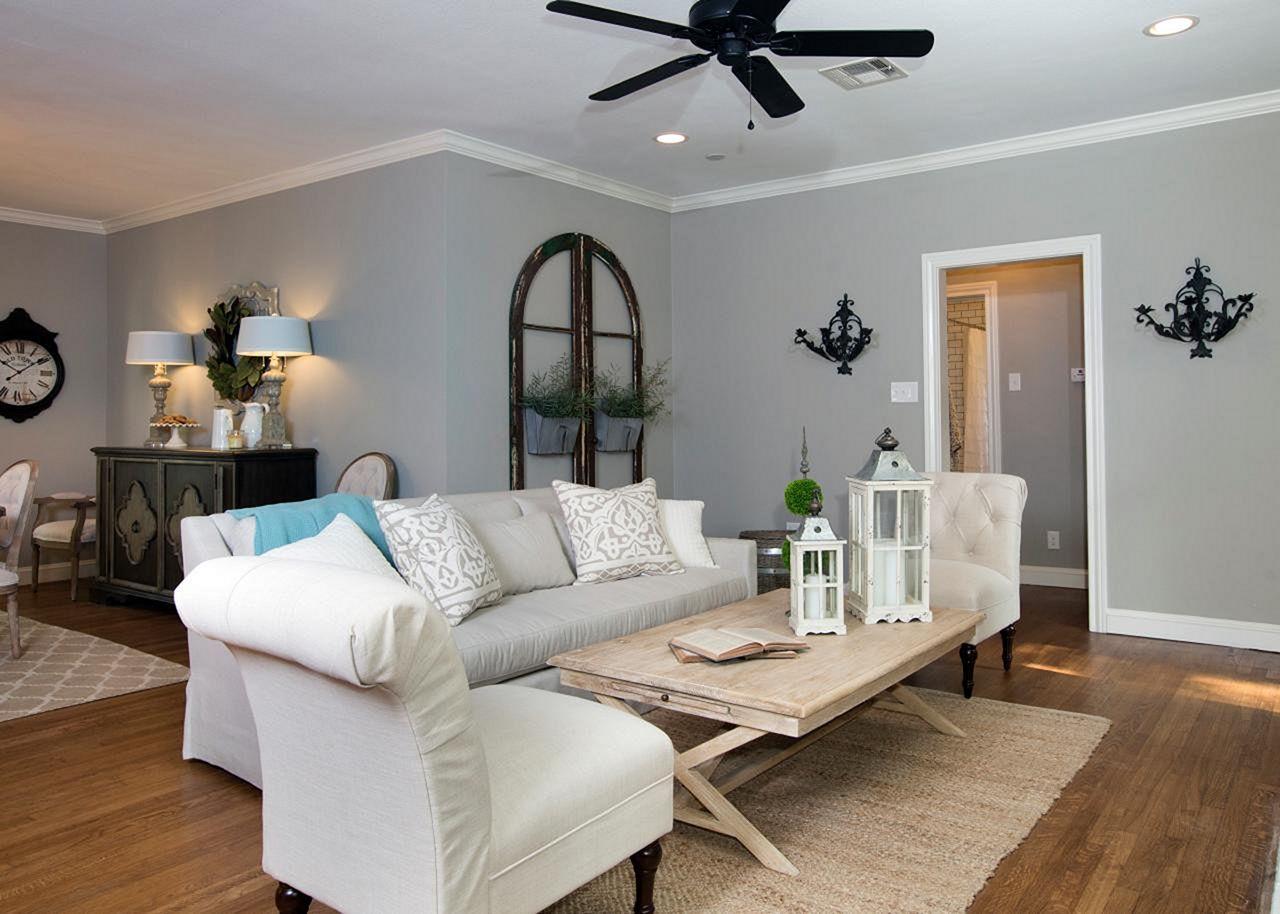 Chip Joanna Gaines Fixer Upper Living Room Decoredo