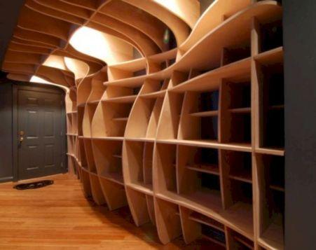Custom Built Storage Shelves