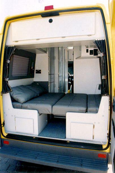 Custom Sprinter Van Camper Conversion