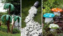 Easy DIY Garden Art Projects