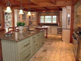 Farmhouse Kitchen Design Ideas