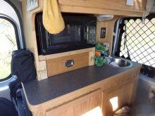Ford Transit Connect Camper Conversion Van