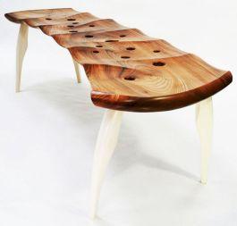Indoor Wood Bench Designs
