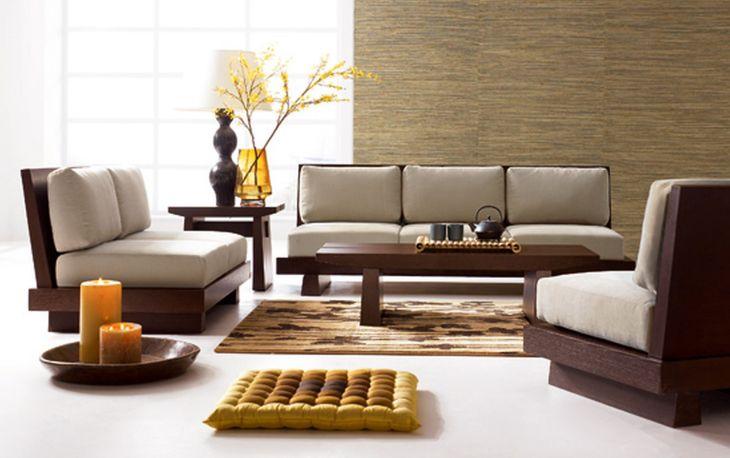 Japanese Modern Living Room Furniture