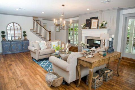 Joanna Fixer Upper Living Rooms
