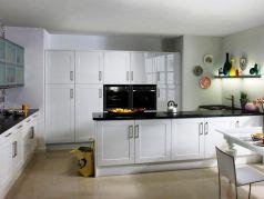 Modern White Shaker Kitchen Cabinets