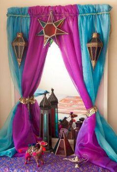 Princess Curtains Ideas To Enhanced Your Home Beauty 23
