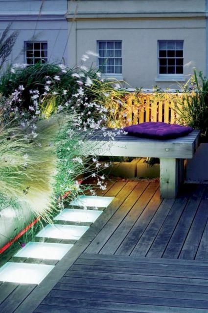 Rooftop Terrace Garden Design