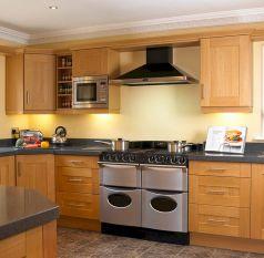Shaker Kitchen Cabinets Design