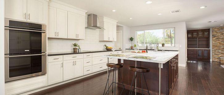 Shaker Style Kitchen Cabinet