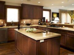 Shaker Wood Kitchen Cabinets
