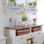 Spring Decorating Kitchen