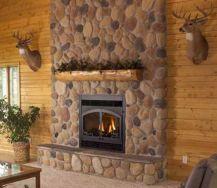 Stone Fireplace Mantel Designs Ideas