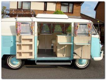 Van Camper Conversion