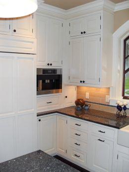 White Shaker Kitchen Cabinet Ideas