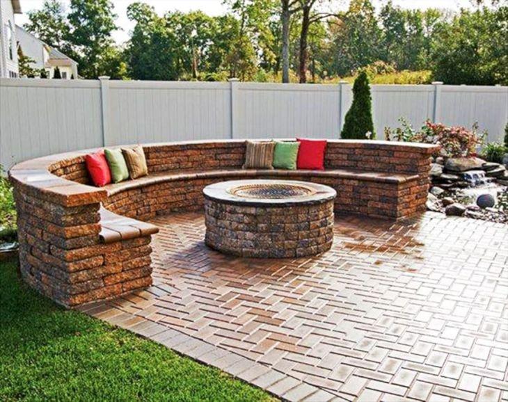 Best Backyard Firepit Ideas 111