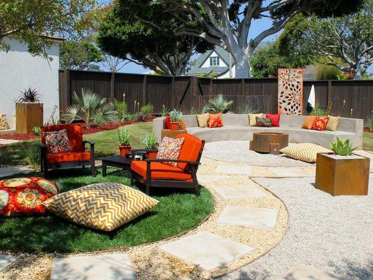 Best Backyard Firepit Ideas 118