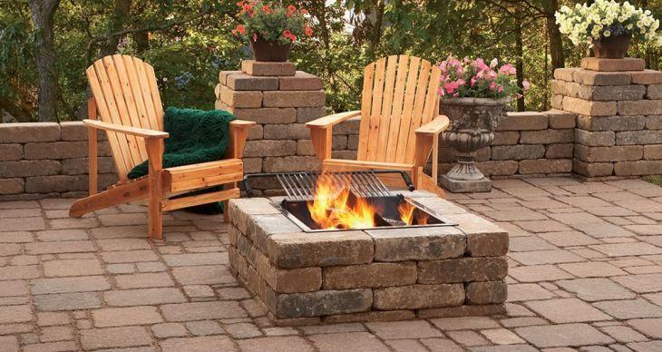Best Backyard Firepit Ideas 15