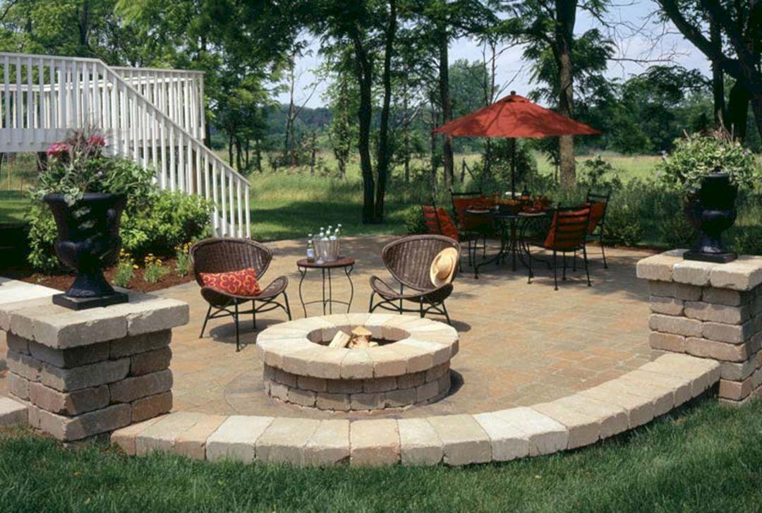 Best Backyard Firepit Ideas 17