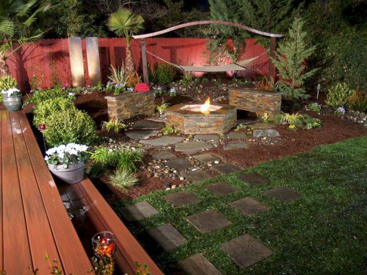 Best Backyard Firepit Ideas 18