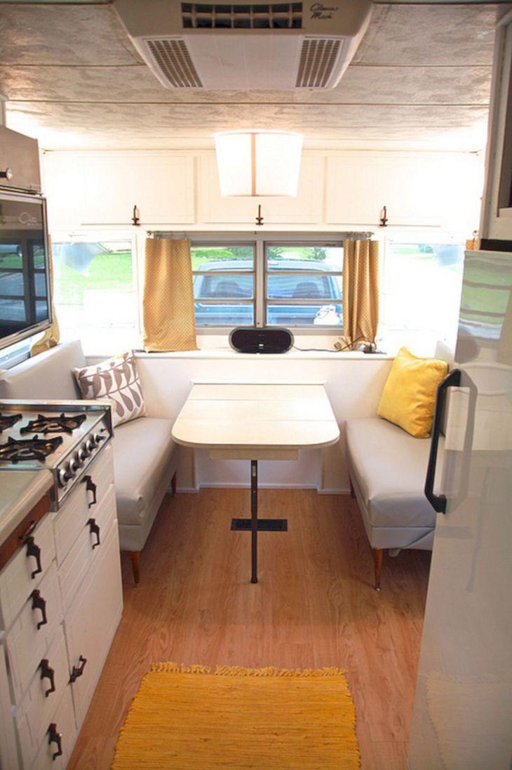 Best RV Renovations Ideas 19