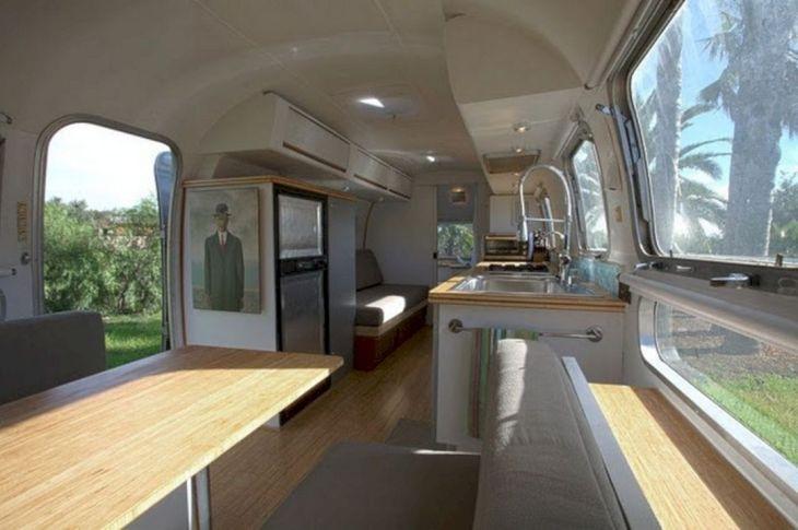 Best RV Renovations Ideas 21