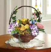 Easter Flower Arrangements As Your Table Decoration 16