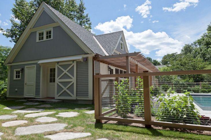 Farmhouse Exterior Design 16
