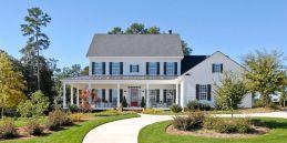 Farmhouse Exterior Design 19
