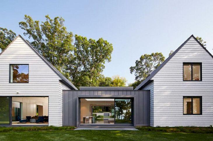 Farmhouse Exterior Design 26